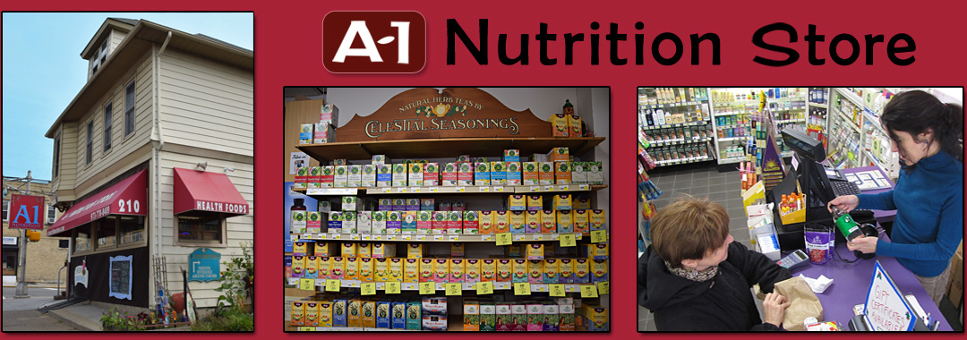 A-1 Nutrition Store - Passaic NJ Health Food Store - Passaic County, New Jersey